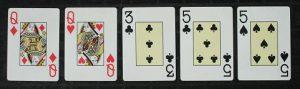 Texas poker hands