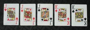 Poker hand order